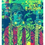 The Jon Spencer Blues Explosion (POSTER, FRANCE)