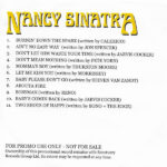 Nancy Sinatra [Promo] (CD, EUROPE)
