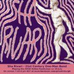 Sha Rivari - Walking Insane / I Might As Well Crochet If I Cannot See Jon Spencer Play (LIVE, GERMANY)