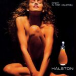 Cindy Crawford - Halston (ADVERT, US)