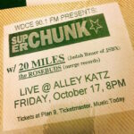 20 Miles - Alley Katz, Richmond, VA, US (17 October 2003)