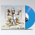 Mr Wizard [Blue Vinyl] (LP, US)