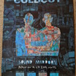 Coldcut - Sound Mirrors (POSTER, UK)