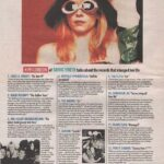 Melody Maker: Talks About The Records That Changed Her Life (PRESS, UK)