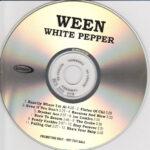 White Pepper [Promo] [#1] (CD, GERMANY)