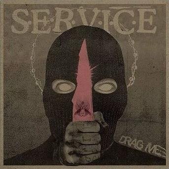 S-E-R-V-I-C-E - Drag Me (LP, US)