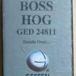 Boss Hog [Promo] (CASSETTE, UK)